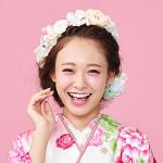 振袖・袴ヘアスタイルランキングNo.5-キュート&ポップスタイル